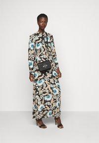 Vero Moda Tall - VMLOLA ANCLE DRESS - Maxi dress - black - 1