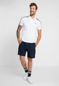 adidas Performance - KRAFT AEROREADY CLIMALITE SPORT SHORTS - Träningsshorts - legend ink/black - 1