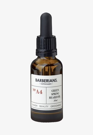GREEN SPRING BEARD OIL - Beard oil - -