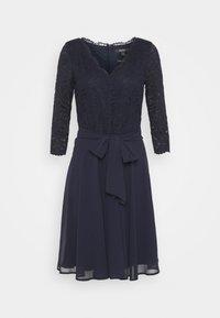 Esprit Collection - PER DRESS - Cocktail dress / Party dress - navy - 0