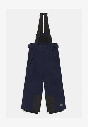 GAUROR UNISEX - Zimní kalhoty - dunkelnavy