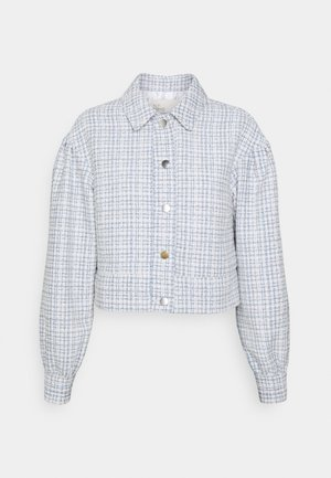 CLASSIC JACKET - Summer jacket - white