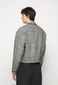 Viktor&Rolf - THE PRINCE OF WALES KANGAROO JACKET - Summer jacket - grey - 3