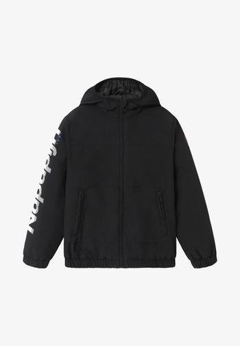 ALOY - Light jacket - black 041