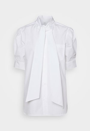 KURZARM - Button-down blouse - weiß