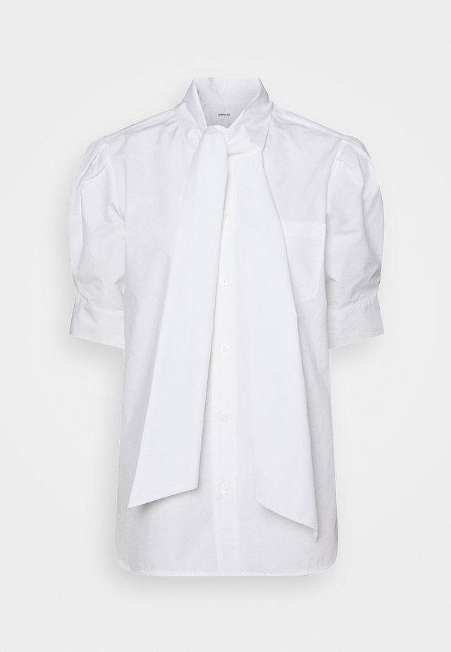 KURZARM - Skjorte - weiß