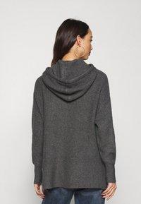 ONLY - ONLKAY HOOD - Hoodie - medium grey melange - 2