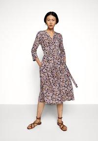 WEEKEND MaxMara - OXIRIA - Sukienka z dżerseju - altrosa - 0