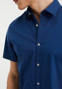 WE Fashion - Vapaa-ajan kauluspaita - blue - 3