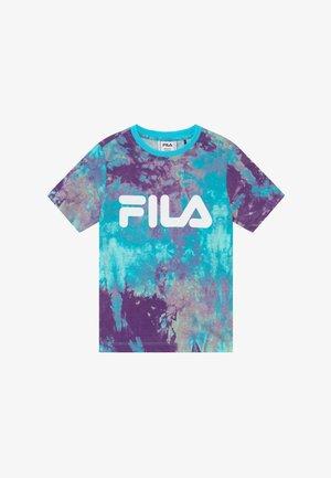 CLASSIC  - T-shirt print - lilac