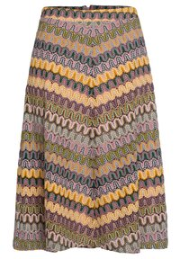 More & More - A-line skirt - brown/beige - 0