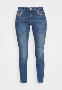 Mos Mosh - SUMNER SHINE - Jeans slim fit - blue - 3