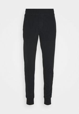 LEBLON LOUNGEWEAR - Pyjama bottoms - black