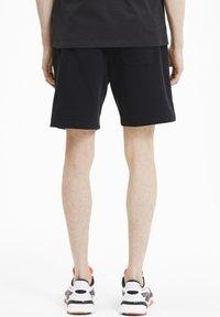 Puma - ATHLETICS  - Shorts - black - 2