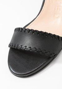 Selected Femme - SLFMERLE  - Sandals - black - 2