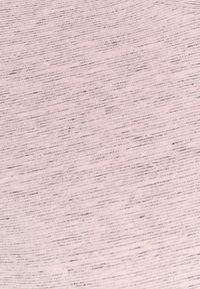 Jack & Jones - JORNOA STRUCTURE TEE CREW NECK - T-shirt med print - peachskin - 2