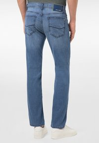 Pierre Cardin - Straight leg jeans - mid blue washed - 2