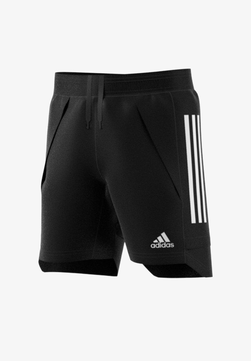 adidas Performance - CONDIVO  - Sports shorts - schwarz