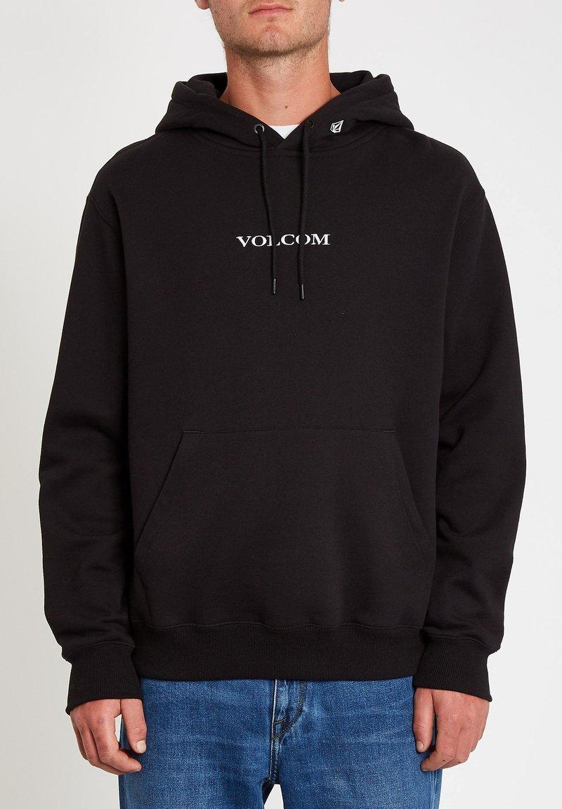 Volcom - Hoodie - black