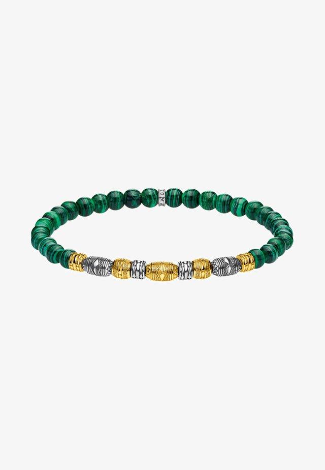 TALISMAN - Bracelet - green/gold-coloured/silver-coloured