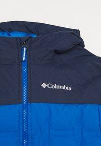 Columbia - GRAND TREK JACKET - Bunda zprachového peří - bright indigo/collegiate navy - 2