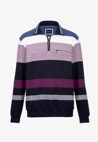 Babista - Sweatshirt - marineblau,beere - 1