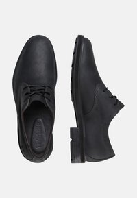 Timberland - OXFORD - Casual lace-ups -  black - 1