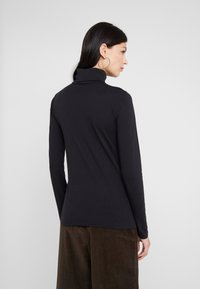 J.CREW - TISSUE TURTLENECK - Longsleeve - black - 2