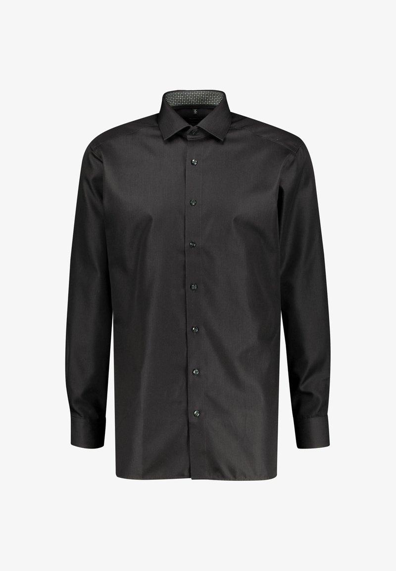 OLYMP - MODERN FIT - Shirt - schwarz