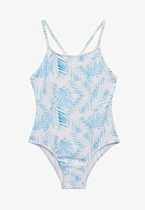 PALM - Swimsuit - hemelsblauw