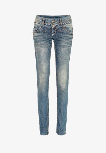 Slim fit jeans - blauw