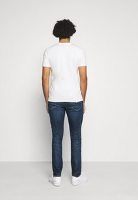 Tommy Jeans - SIMON SKINNY - Jeans Skinny Fit - queens dark blue - 2