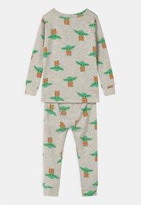 GAP - TODDLER MANDOLORIAN UNISEX - Pyjama set - grey heather - 1