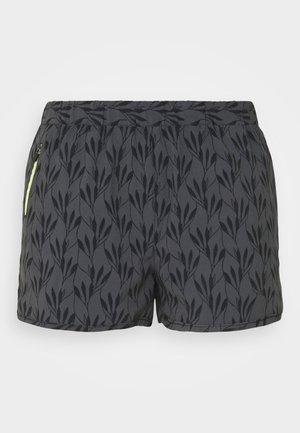 MIDWAY - Korte sportsbukser - granite
