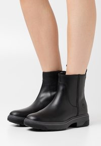 Timberland - NOLITA SKY BOOT - Classic ankle boots - black - 0