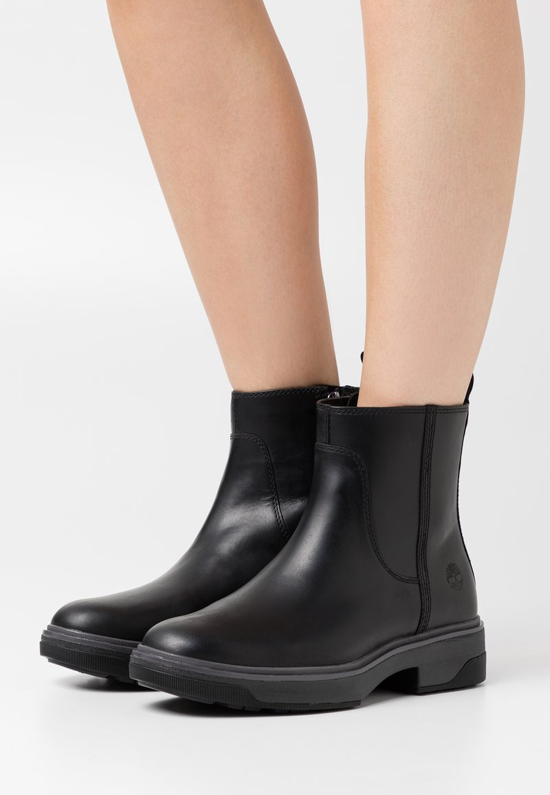 Timberland - NOLITA SKY BOOT - Classic ankle boots - black