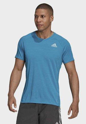 RUNNER  - Print T-shirt - turquoise