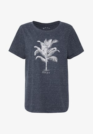 T-shirts med print - dark blue