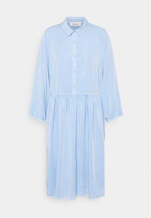 IRWIN DRESS - Shirt dress - blue