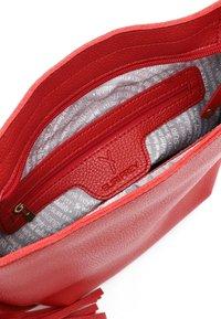 SURI FREY - Across body bag - red - 4