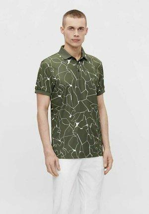 T-shirt de sport - slit thyme green