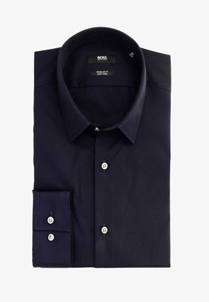 REGULAR FIT - Shirt - dunkelblau