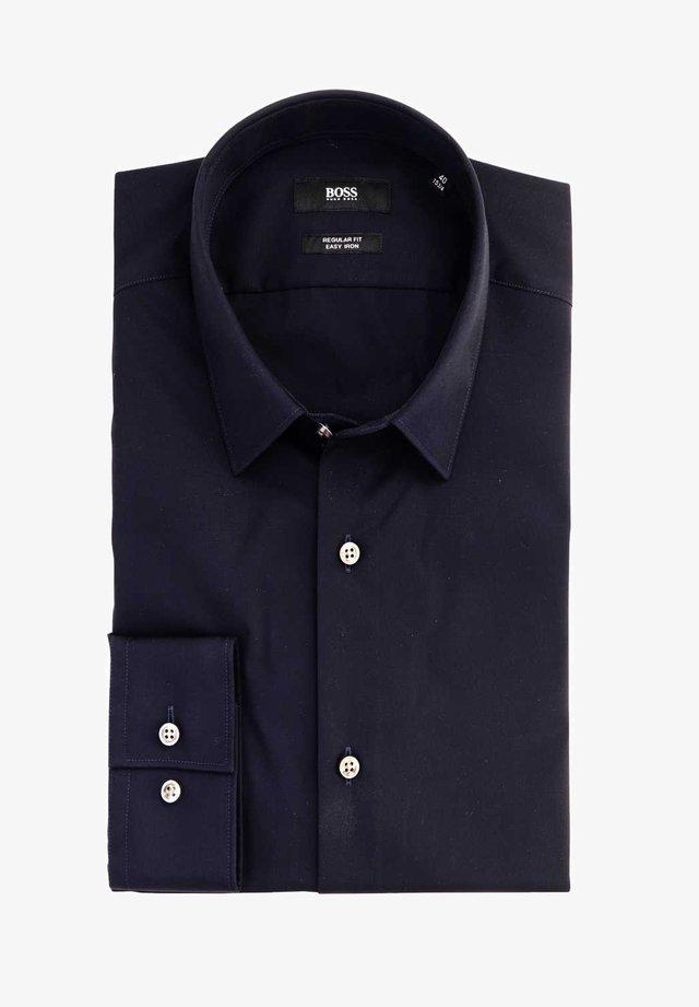 REGULAR FIT - Shirt - dunkelblau