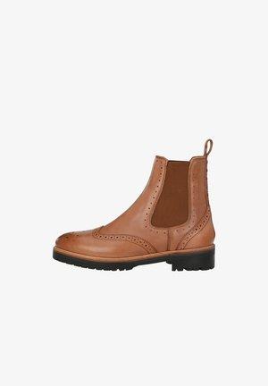 ASHLEY - Ankle boots - lion