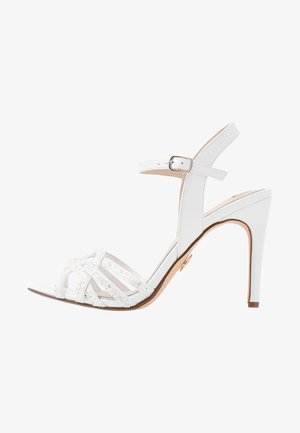AFTERGLOW - High heeled sandals - white