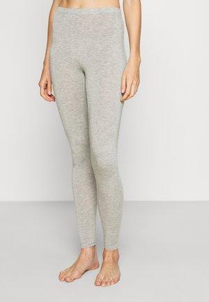 HEAT - Pyjama bottoms - mid grey marl