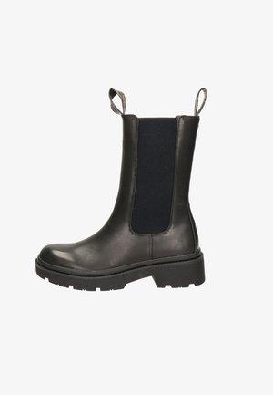 GUESS LORI DAMES CHELSEA  - Platform ankle boots - zwart
