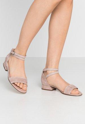PAMILA - Sandals - mauve