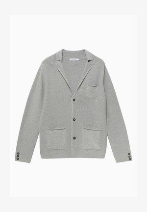Blazer - grigio chiaro melange