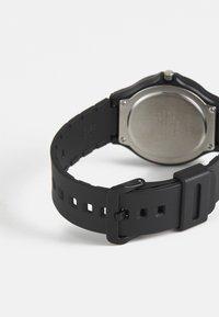 Casio - UNISEX - Watch - black/gold-coloured - 1